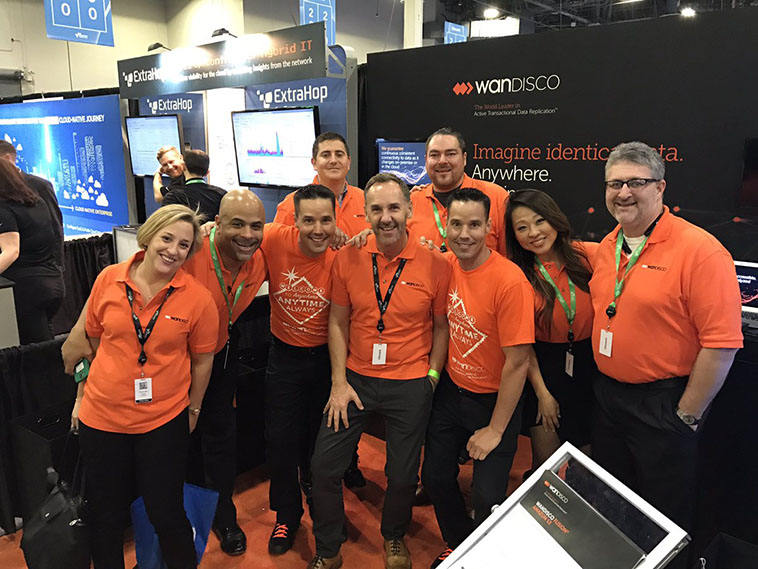 WANdisco showcases the future of cloud migration at AWS re:Invent 2016