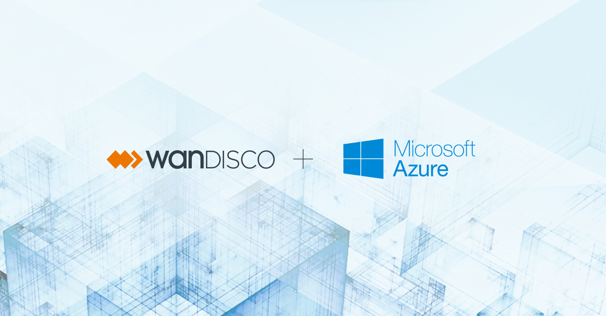 WANdisco and Microsoft Announce LiveData Cloud Services for Azure